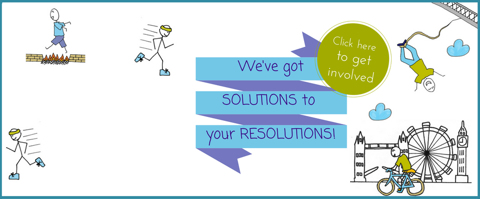We've got Solutions to your Resolutions!