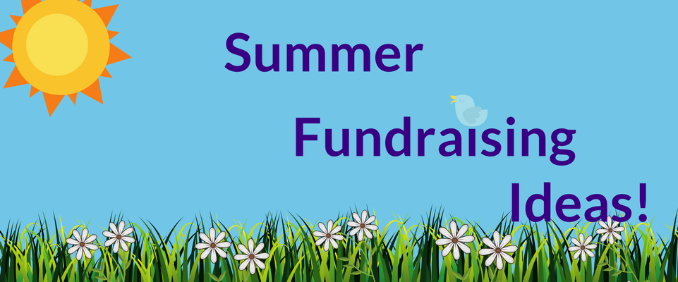 Summer Fundraising Ideas