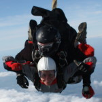 Fundraise by skydiving