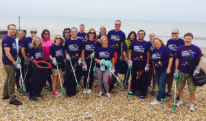 TUI Retail beach clean