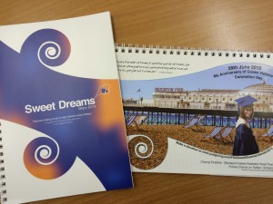 Sweet Dreams Calendar