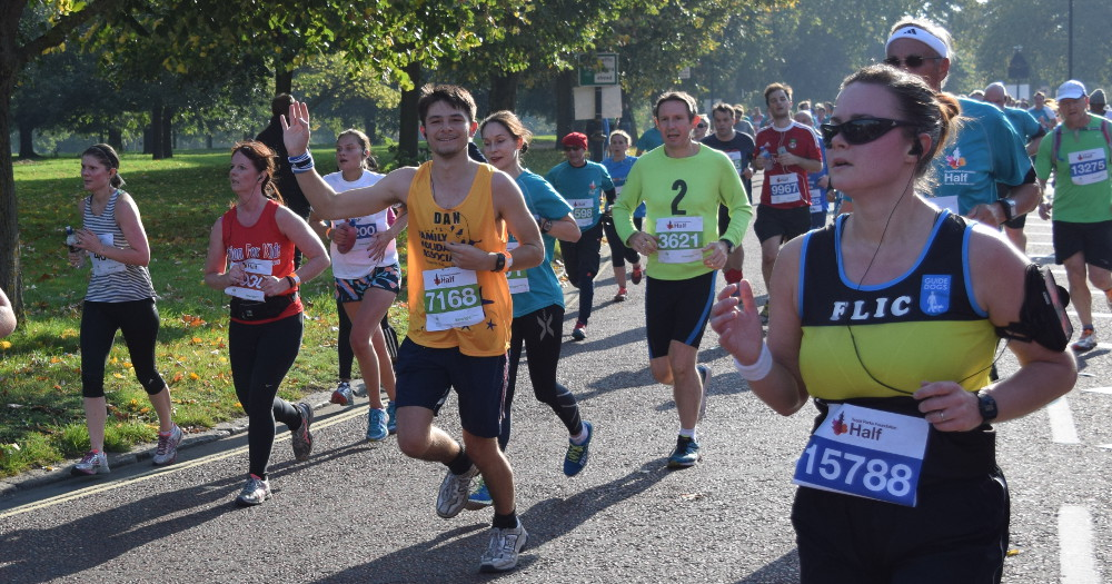 Royal Parks Foundation Half