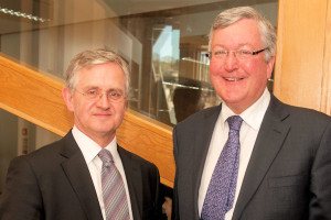 John McDonald and Fergus Ewing