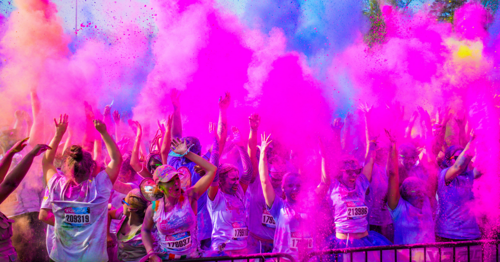 The Color Vibe 5K