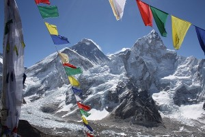 Views of Everest from Kala Patthar