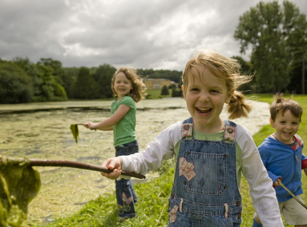 National Trust family passes - Offer now closed