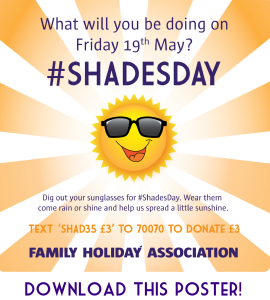 Shades Day Poster