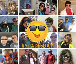 Shades Day montage