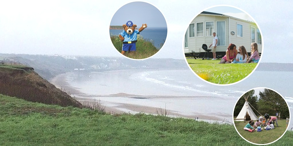new Filey caravan Primrose Valley