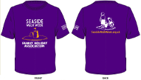 Seaside Walk Week t-shirts