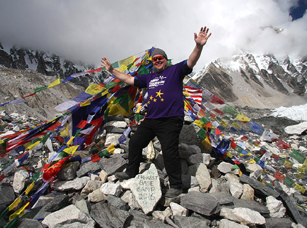 On Top of the World… Everest Base Camp Trek.