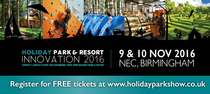 Holiday Parks and Innovation Show