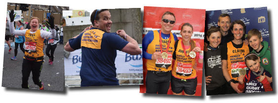 London Marathon images