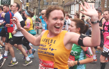 Sign up for 2017 London Marathon