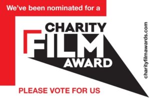Vote for us in the Charity Film Awards
