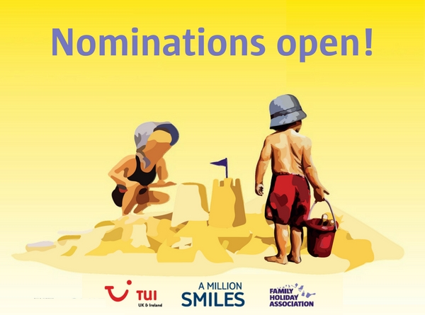 Nominate your colleagues