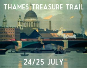 Thames Treasure Trail 2018 350x275