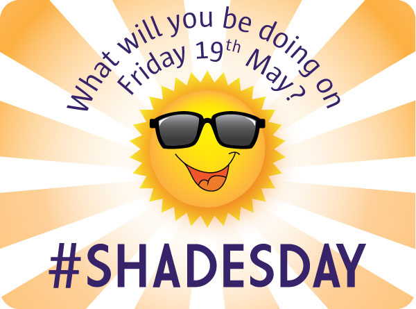 Get involved in #ShadesDay