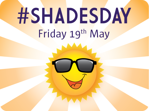 Thank you for taking part in Shades Day!