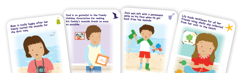 Happier Families cards