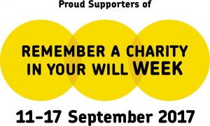 Remember a Charity Will Week logo