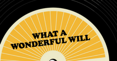 What a wonderful will