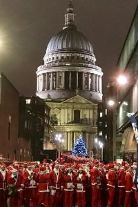 Santa in the City 200x300px