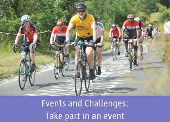 Take part in an event