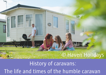 Life and times of the humble caravan