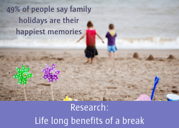 Research: Life long benefits of a break