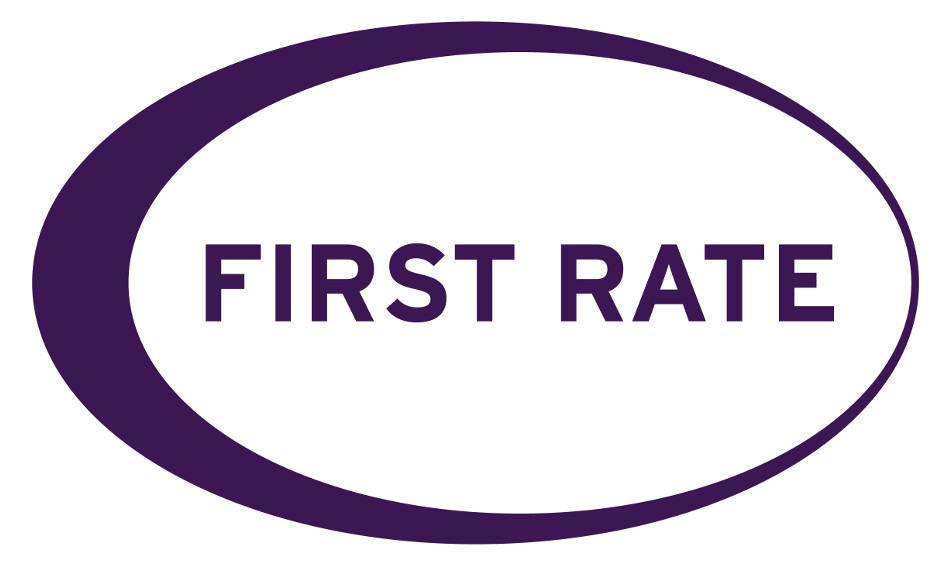First Rate logo