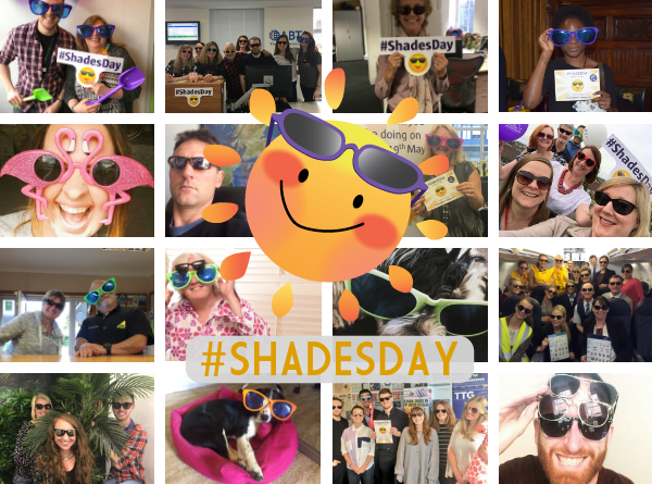 Become a Shades Day Star