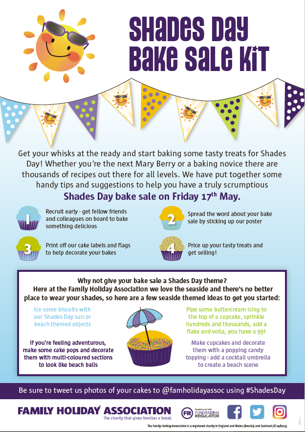 Download the bake sale info sheet