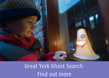 Great York Ghost Search