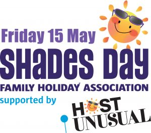 Shades Day supported by Host Unusual