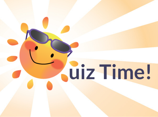 Download our Shades Day Quiz!