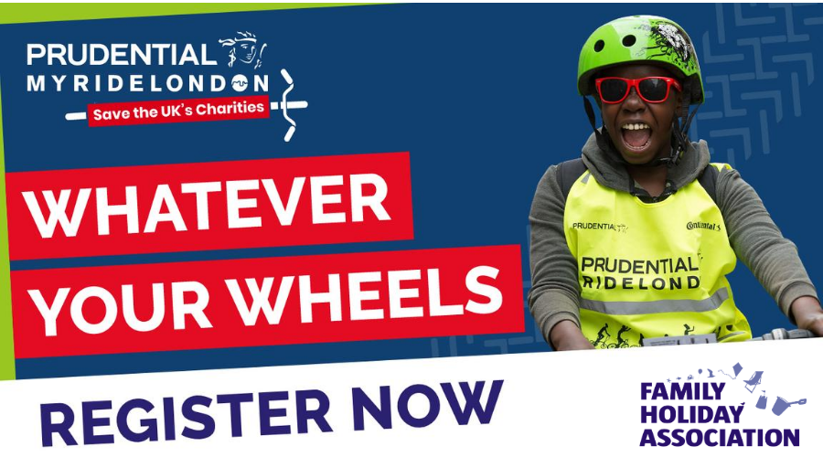 My Prudential Ride London