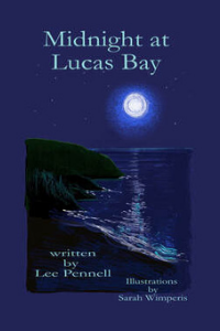 Front cover of Midnight at Lucas Bay e-book
