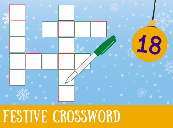 Festive Crossword