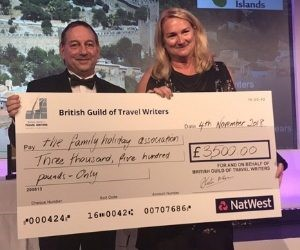 Charity of the Event - British Guild of Travel Writers