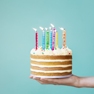 Celebrate your birthday and support the Family Holiday Association